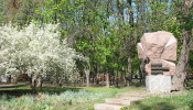 Памятник репрессированным кобзарям, бандуристам, лирникам