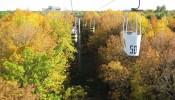 Канатная дорога в Харькове