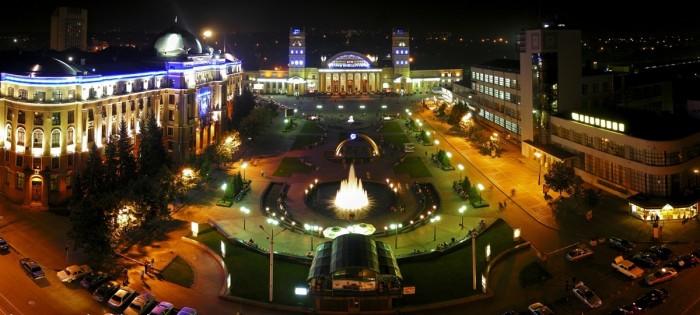 Лучшие места для посещения в Харькове
