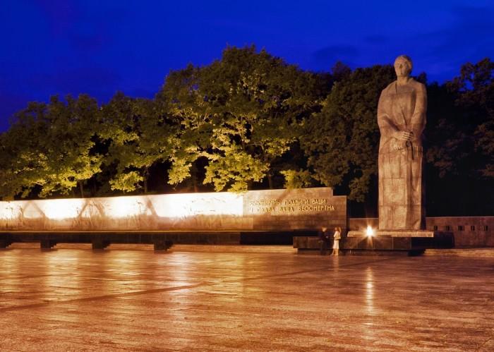 Мемориальный комплекс Славы