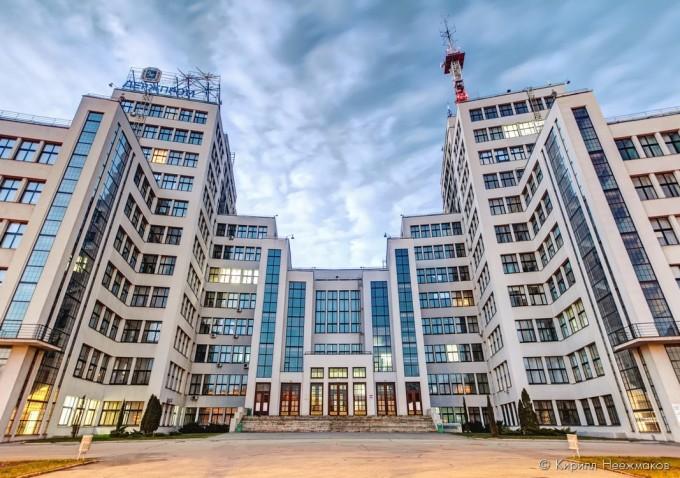 Госпром Харькова