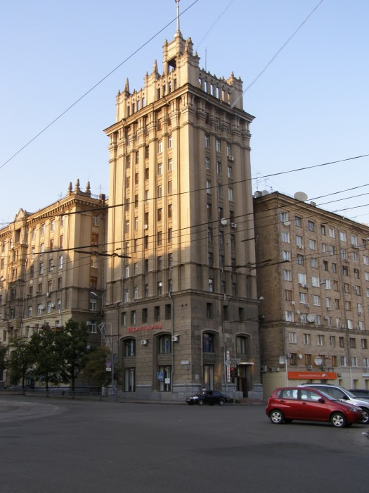 Дом со шпилем Харьков