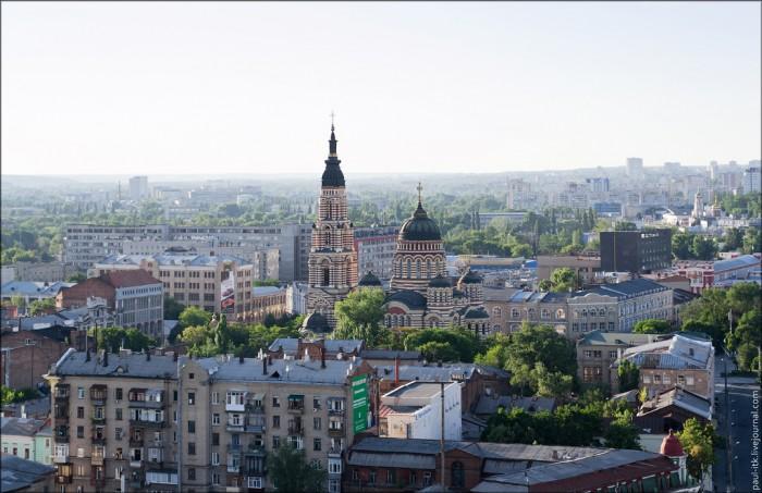 Харьков. Вид с высоты (24)