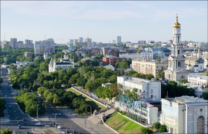 Харьков. Вид с высоты (23)