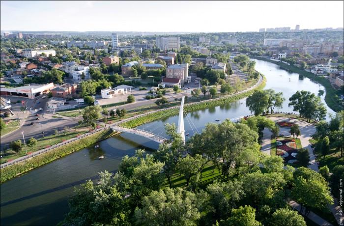 Харьков. Вид с высоты (19)