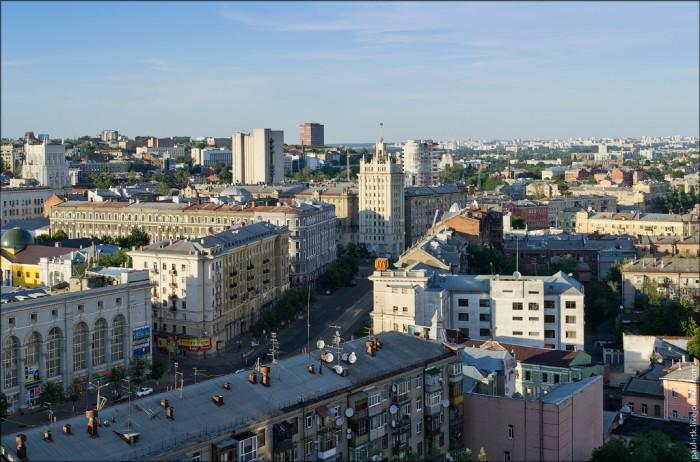 Харьков. Вид с высоты (17)