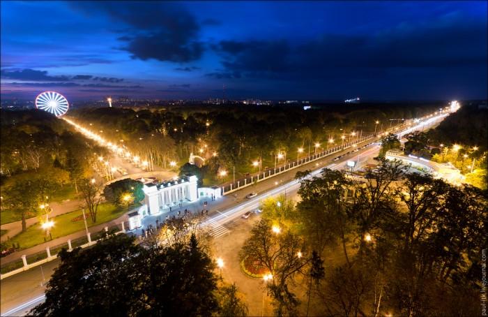 Харьков. Вид с высоты (26)