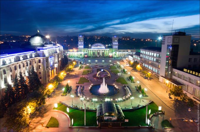 Харьков. Вид с высоты (25)