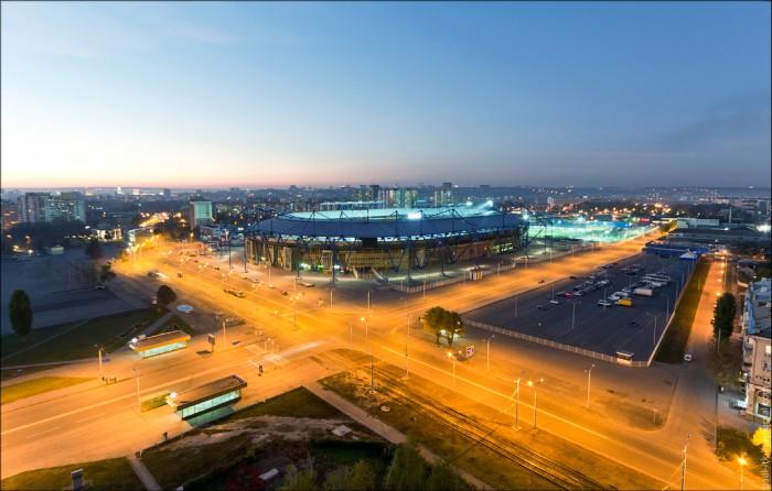 Харьков. Вид с высоты (3)