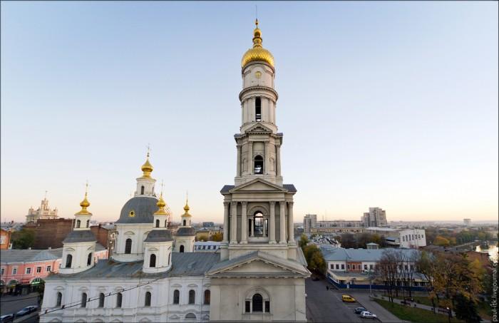 Харьков. Вид с высоты (9)