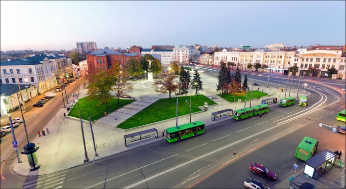 Харьков. Вид с высоты (8)