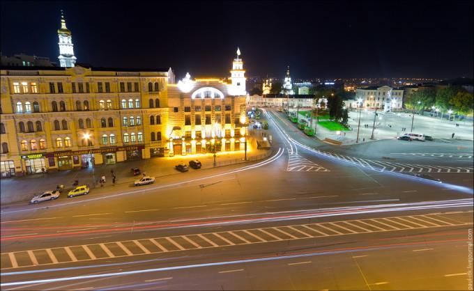 Харьков. Вид с высоты (7)