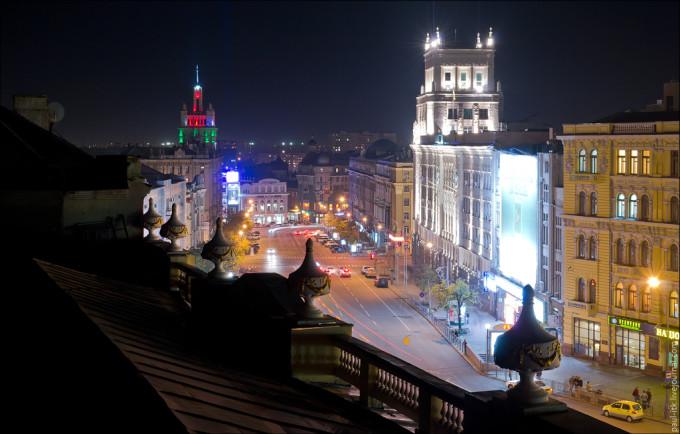 Харьков. Вид с высоты (6)