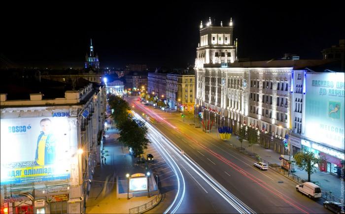 Харьков. Вид с высоты (5)