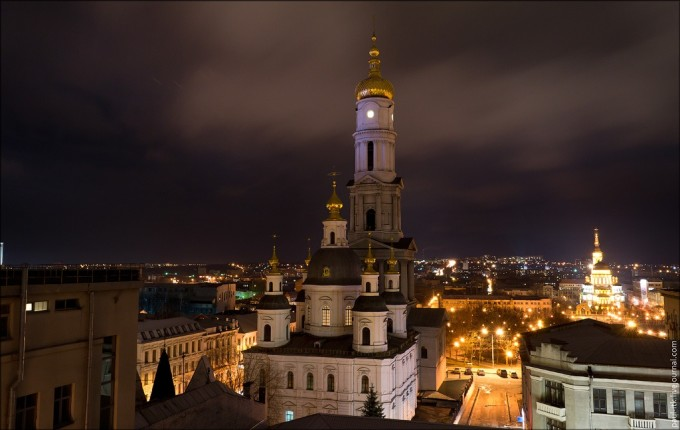 Успенский собор Харьков