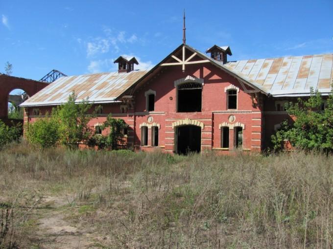 Натальино имение, с. Владимировка, конюшни