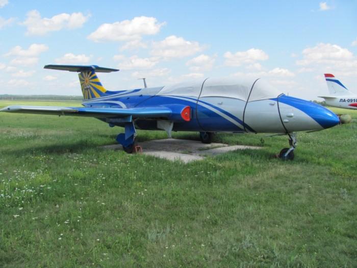 Музей авиатехники, Коротыч (3)