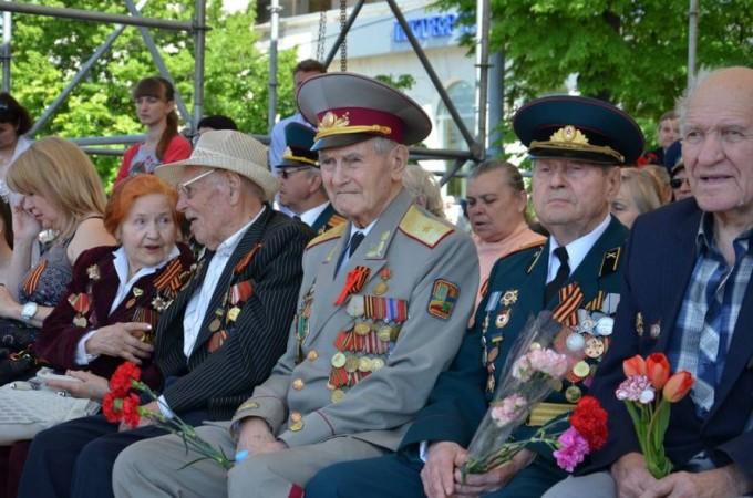 ветераны Харькова