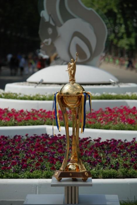 Кубок Украины по футболу в Харькове фото