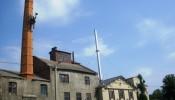 Памятник трубочисту в Харькове