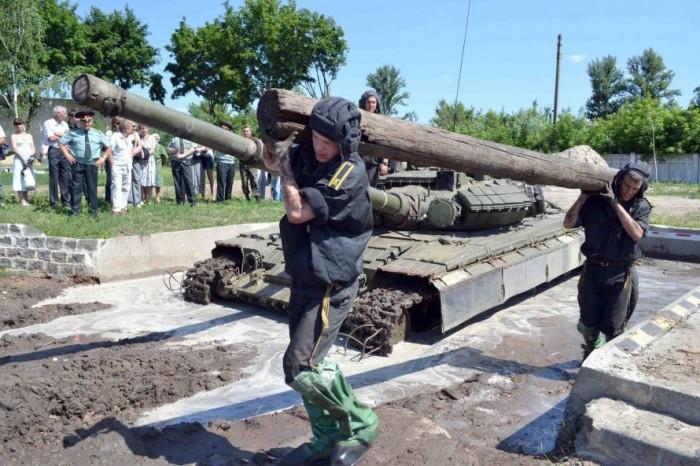 танк Харьков