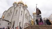 Памятник князю Владимиру в Харькове (2)
