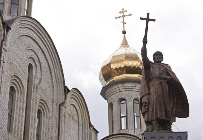 Памятник князю Владимиру в Харькове (6)