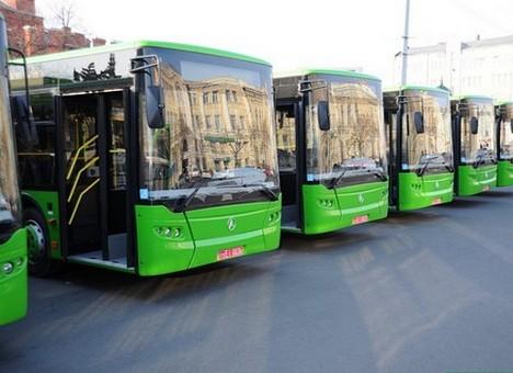 харьков автобусы