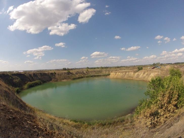 Соленое озеро, Антоновка