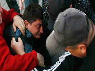 драка туркменов