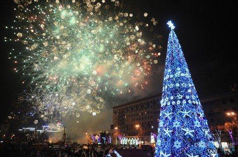Новый Год Харьков