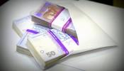 Деньги пачка