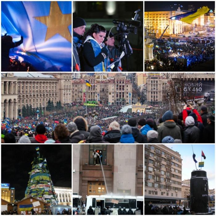 Евромайдан: подборка фото