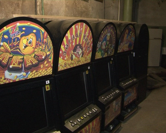 В харькове закрыли игровые автоматы 2014 игровые автоматы гномы играть бесплатно онлайн