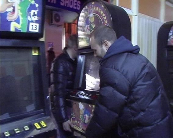 Игральные автоматы Харьков