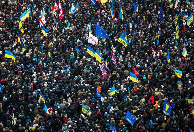Чего хотят протестующего Евромайдана