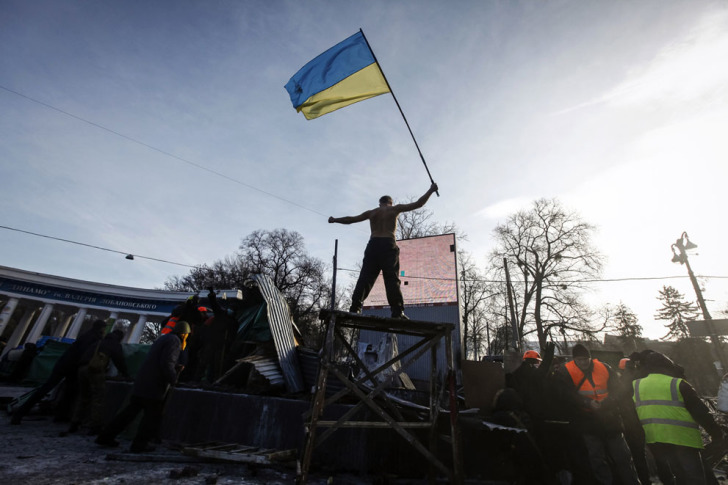 Евромайдан: лучшие фото