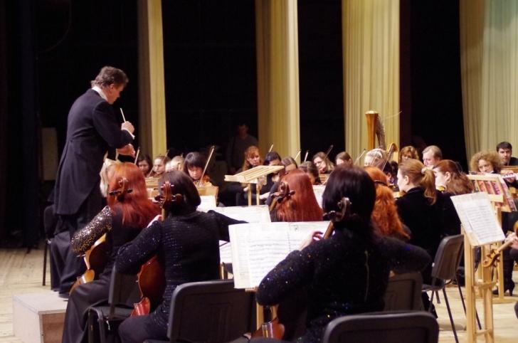 Концерт Виртуозы Слобожанщины