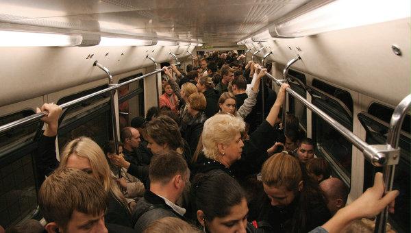 воры в метро