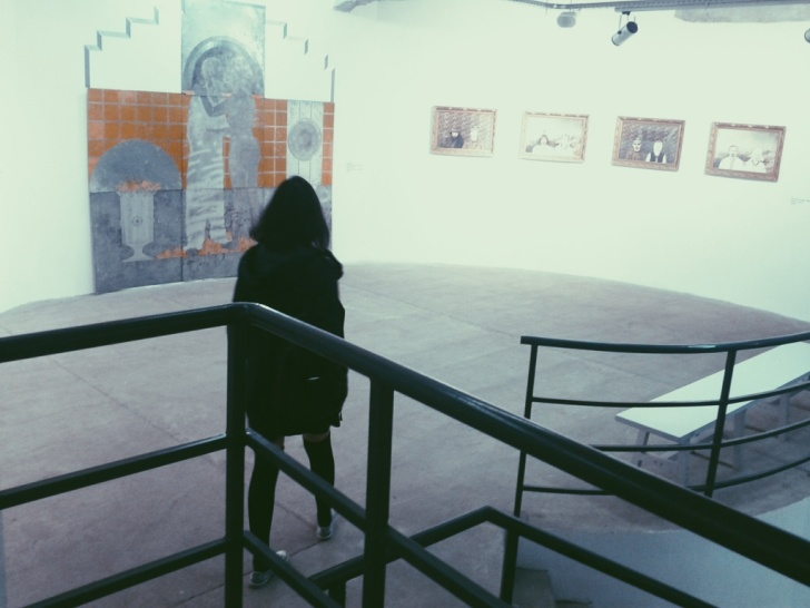 """В Харькове проходит революционная выставка """"Свои"""""""