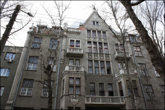 Дом с химерами Харьков