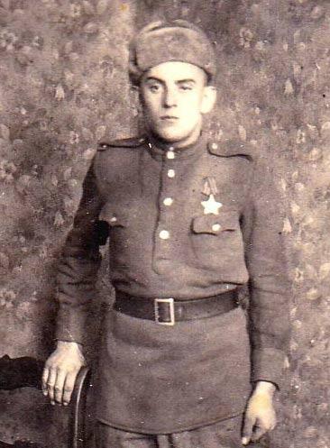 Александр Гальченко: мой дед 1945