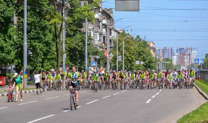 Велодень 18.05.2014, Харьков