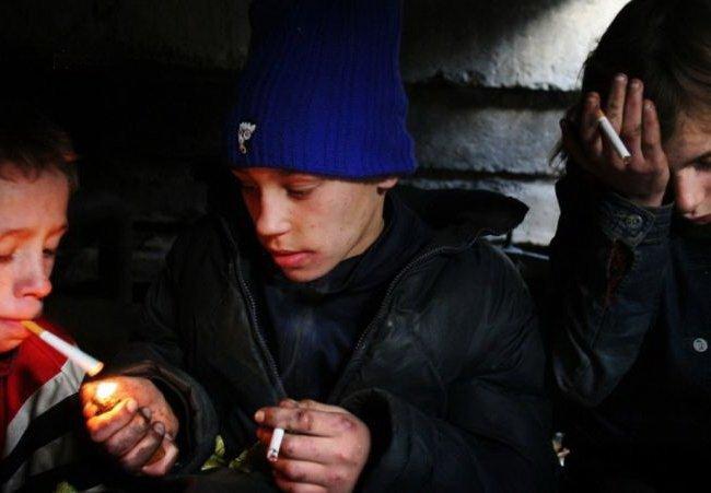 дети-наркоманы