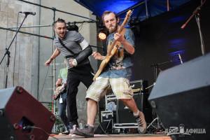 День уличной музыки потряс Харьков великолепной программой