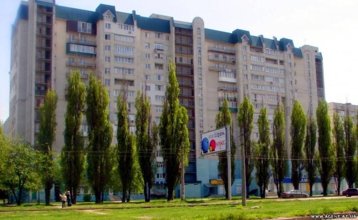 Жилой комплекс по улице Академика Павлова, 144