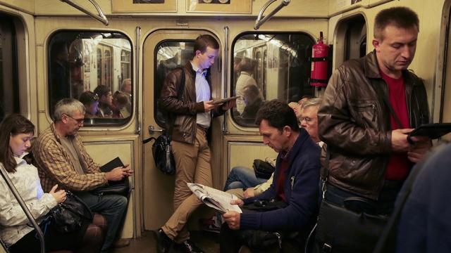 Интернет в харьковском метрополитене