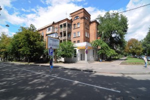 улица Динамовская