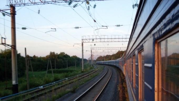 железнодор пути