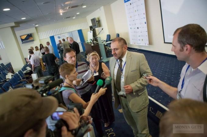 Первый международный бизнес-форум 2014 в Харькове